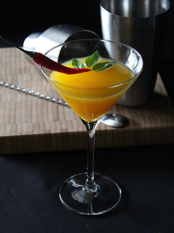 The Spicy Mandarino